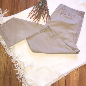 3/$30!!! Lauren Ralph Lauren Khaki Pants